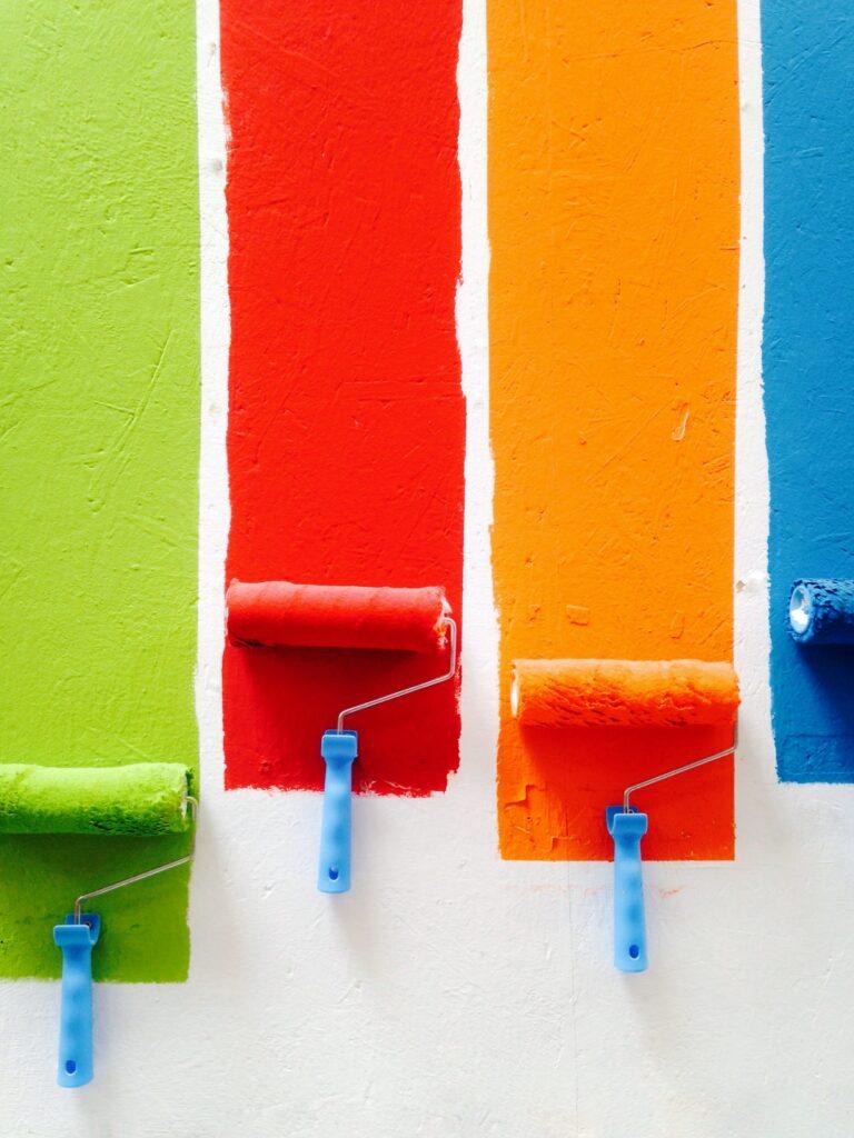 (c) David Pisnoy / Unsplash - Farben